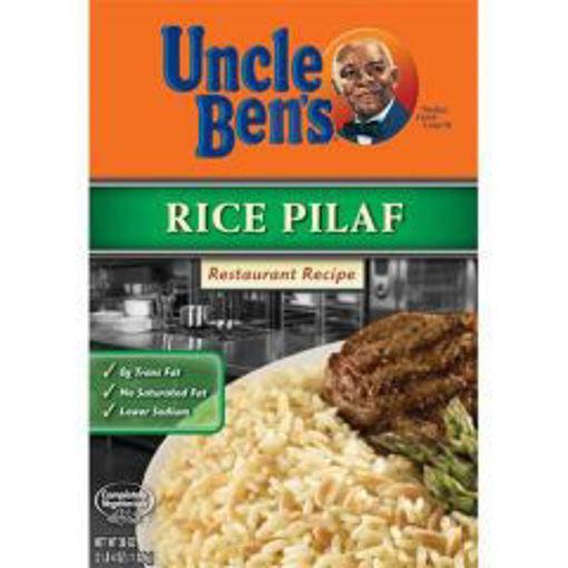 Picture of Uncle Bens - Orginal Pilaf Rice - 36 oz, 6/case
