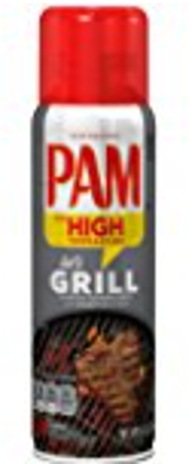 Picture of Pam - Saute & Grill Cooking Spray - 17 oz Can, 6/case