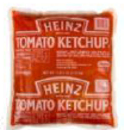 Picture of Heinz - Tomato Ketchup Pouch - 4/10 lbs Bag