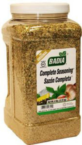 Picture of Badia - Complete Seasoning - 6 lbs, 4/case