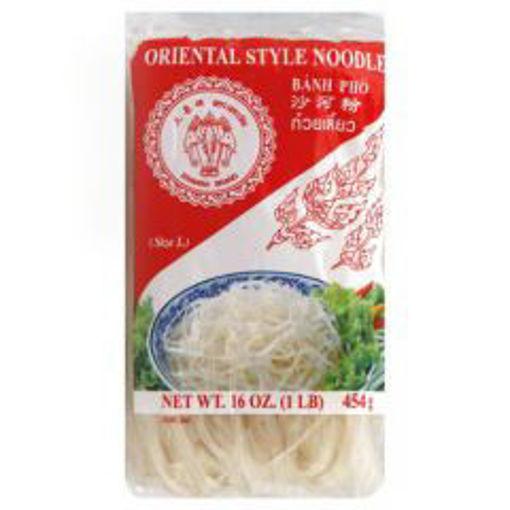 Picture of Four Elephants - Rice Noodles - 1lb. Bag, 30/case