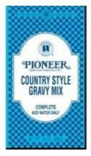 Picture of Pioneer - Country Gravy Mix - 24 oz, 6/case