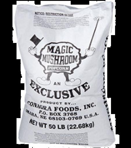 Picture of Conagra - Magic Mushroom Popcorn - 50 Lb