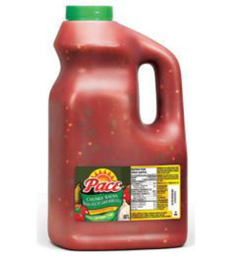 Picture of Pace - Mild Thick & Chunky Salsa - 1 gallon, 4/case