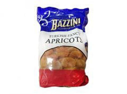 Picture of Bazzini - Turkish Fancy Apricots - 4.25 lb Bag, 6/case