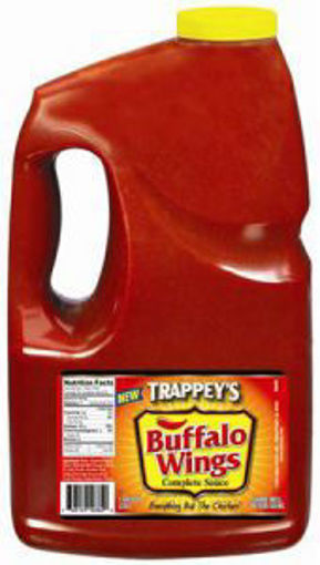 Picture of Trappeys - Buffalo Wing Sauce - 1 gallon, 4/case