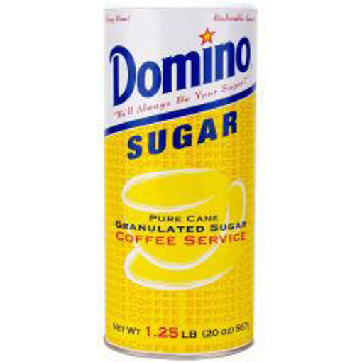 Picture of Domino - Sugar Canisters - 20 oz, 24/case