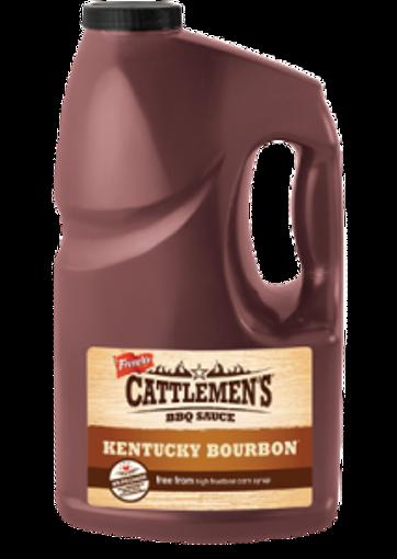 Picture of Cattlemans - Kentucky Bourbon Sauce - 1 Gal, 2/case