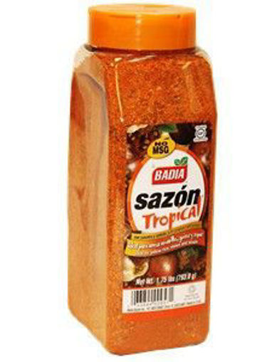 Picture of Badia - Sazon Tropical with Annato - 1.75 lbs, 6/case