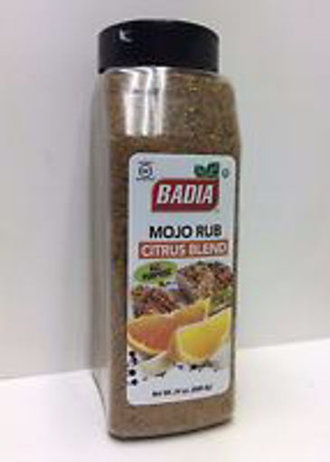 Picture of Badia - Mojo Spice Rub - 24 oz, 4/case