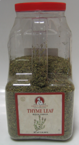 Picture of Chefs Quality - Thyme Leaves - 2lb Jar, 4/case