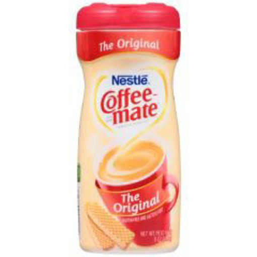 Picture of Coffee mate - Original Creamer, Canister - 12/11 oz