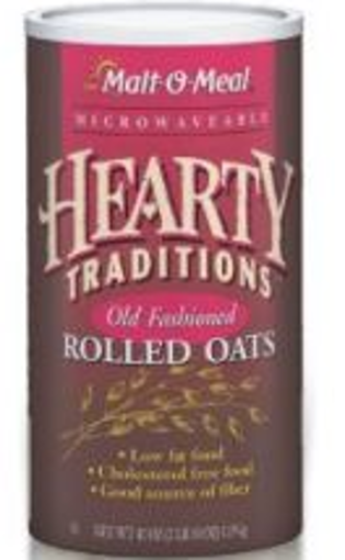 Picture of Hearty Traditions - Old Fashioned Oats - 42 oz, 12/case