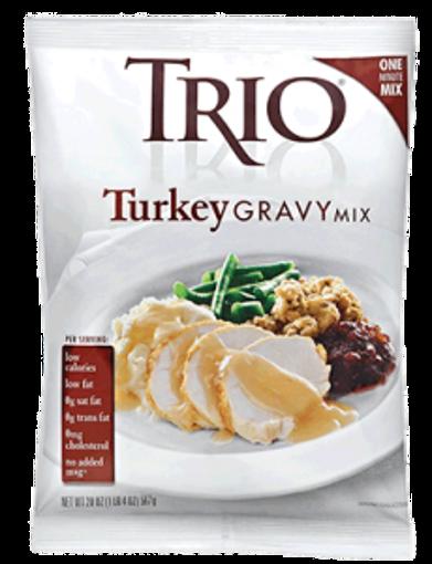 Picture of Trio - Turkey Gravy Mix - 8/20 oz Packet