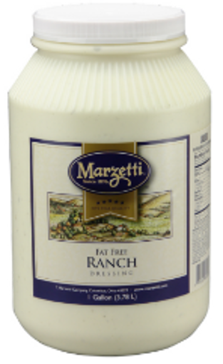 Picture of Marzetti- Fat Free Ranch Dressing- 1 Gal, 4/case