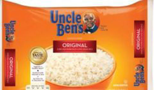 Picture of Uncle Bens - Converted Rice - 10lb. Bag, 2/case