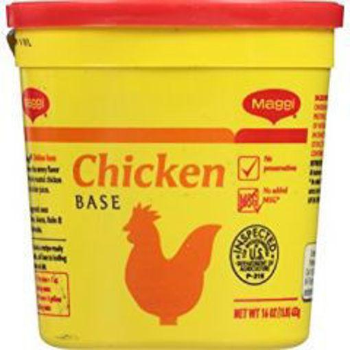 Picture of Maggi - Chicken Base - 1 lb, 6/case