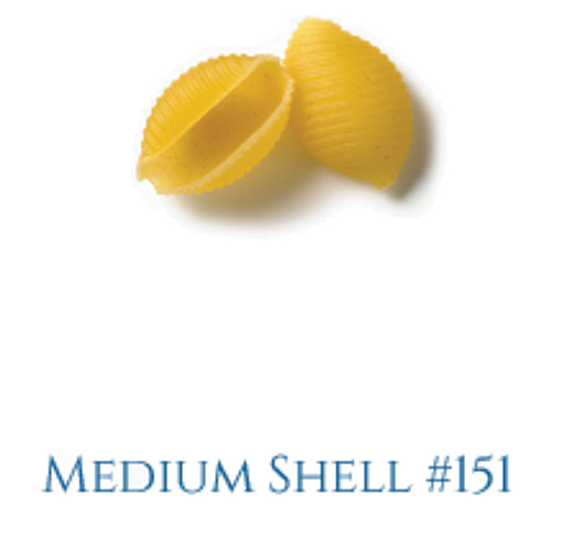 Picture of Dakota Growers Pasta - Medium Shells - 2/10 lbs