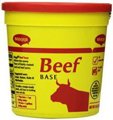 Picture of Maggi - Beef Base - 1 lb, 6/case
