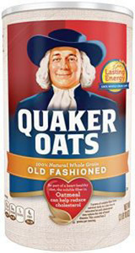 Picture of Quaker - Old Fashioned Oats - 42 oz, 12/case