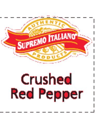 Picture of Supremo Italiano - Crushed Red Pepper Packets, 1g each - 500 ct