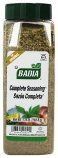 Picture of Badia - Complete Seasoning - 1.75 lbs, 6/case
