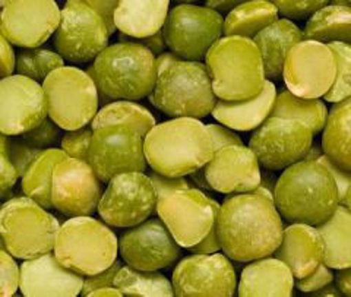 Picture of Trinidad Benham - Green Split Peas - 20 lb Bag
