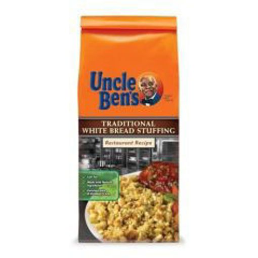 Picture of Uncle Bens - Traditional Instant Bread Stuffing - 58 oz, 6/case