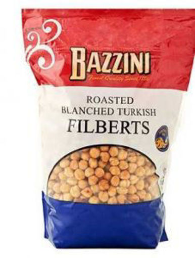 Picture of Bazzini - Roasted Blanched Turkish Filberts - 4.5 lb Bag, 6/case