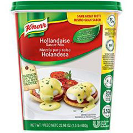 Picture of Knorr - Hollandaise Sauce - 1.5 lbs, 4/case