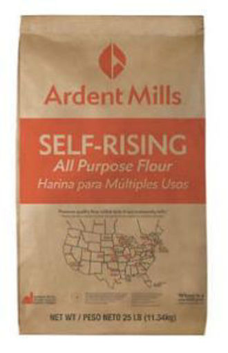 Picture of Ardent - Self Rising Flour - 25 lbs