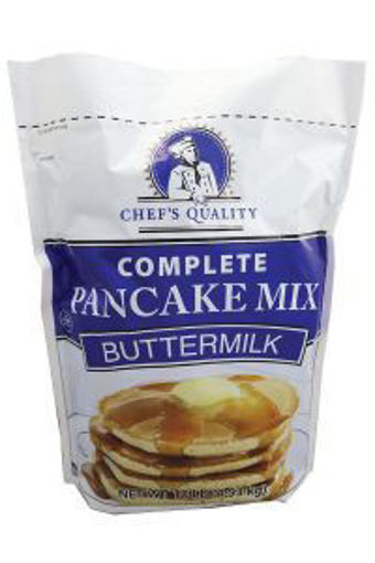 Picture of Chefs Quality - Buttermilk Pancake Mix - 4/10lb