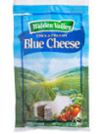 Picture of Hidden Valley - Dry Blue Cheese Dressing Mix - 18 ct