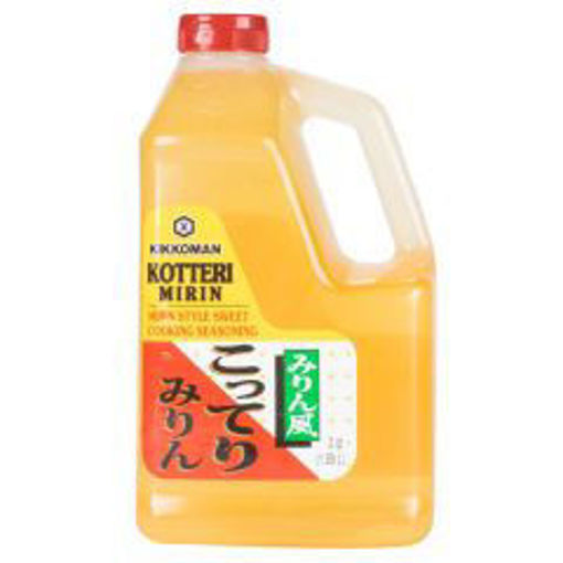 Picture of Kikkoman - Kotteri Mirin - half gallon jugs, 6/case