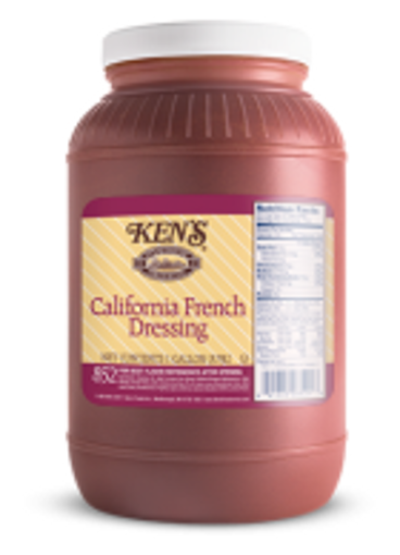 Picture of Kens - California French Dressing - gallon, 4/case