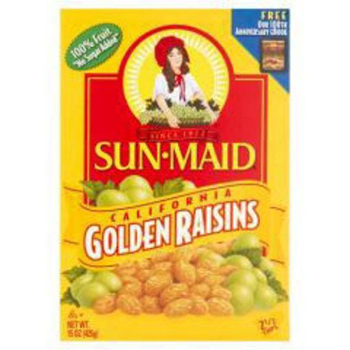 Picture of Sun Maid - Golden Raisins - 24/15 oz