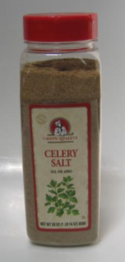 Picture of Chefs Quality - Celery Salt - 30 oz Jar, 12/case