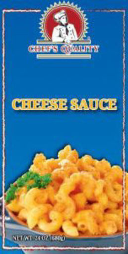 Picture of Chefs Quality - Cheese Sauce Mix - 24 oz, 6/case