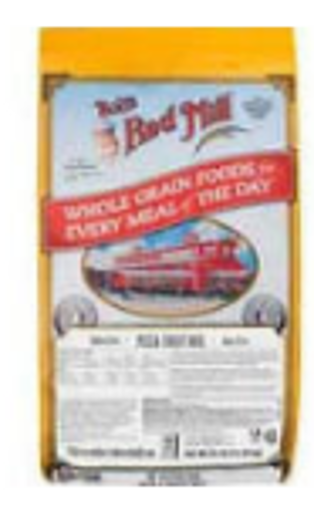 Picture of Bobs Red Mill - Gluten Free Pizza Crust Mix - 25 lb Bag