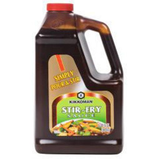 Picture of Kikkoman - Stir Fry Sauce - 4 lbs, 6/case