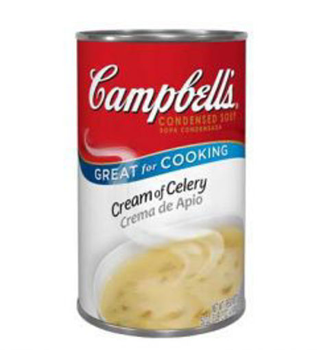 Picture of Campbells Cream of Celery Soup - 12/50 oz