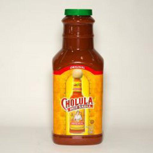 Picture of Cholula - Hot Sauce - 64 oz, 4/case
