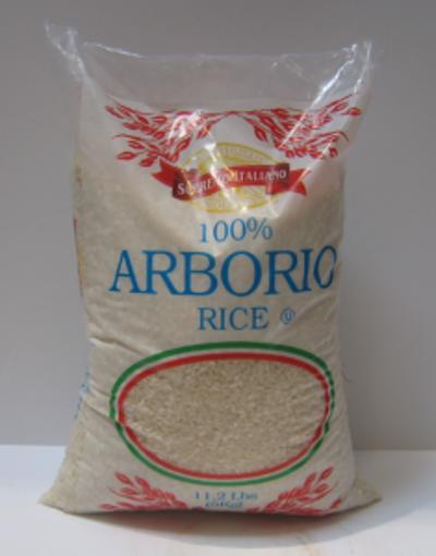 Picture of Supremo Italiano - Arborio Rice - 11 lb Bag, 4/case
