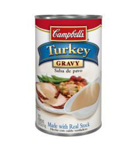 Picture of Campbells Turkey Gravy - 50 oz, 12/case