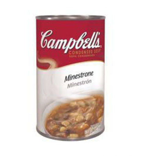 Picture of Campbells - Minestrone Soup - 50 oz, 12/case