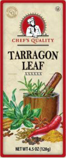 Picture of Chefs Quality - Tarragon Leaves - 4.5 oz, 12/case