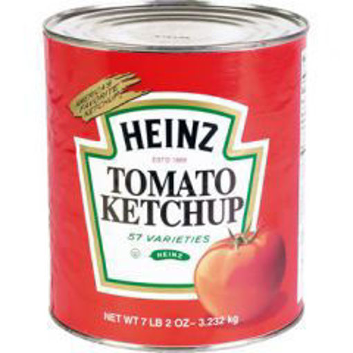 Picture of Heinz - Tomato Ketchup - #10 cans, 6/case