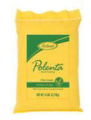 Picture of Roland - Fine Grain Yellow Polenta - 5 lb Bag, 4/case