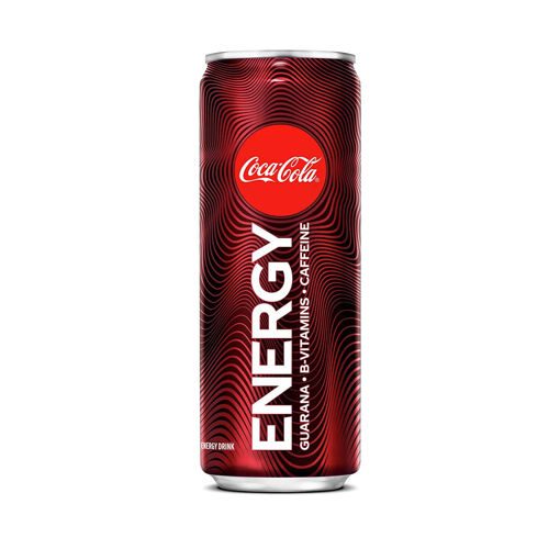 Picture of Coca-Cola - Energy Drink, 12 oz - 24 ct