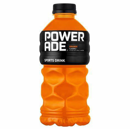 Picture of Powerade Sports Drink - Orange - 15/28 oz